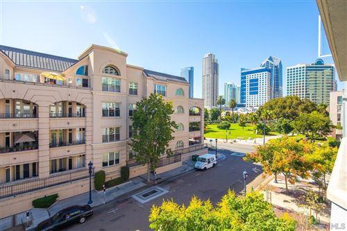 Photo of 655 Columbia Street #308, San Diego, CA 92101 (MLS # 210025835)
