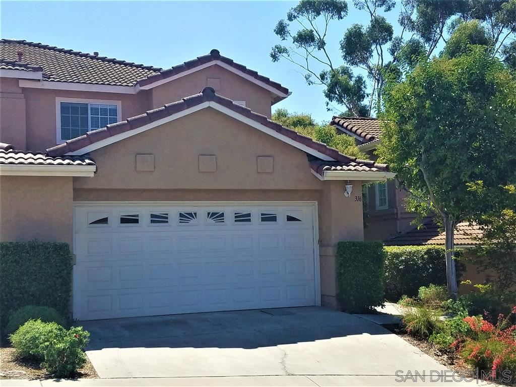 Photo of 316 Ferrara Way, Vista, CA 92083 (MLS # 200044836)