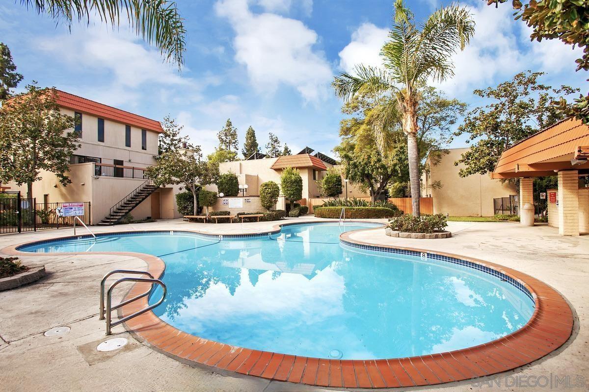 Photo of 6775 Alvarado Rd #11, San Diego, CA 92120 (MLS # 210021837)
