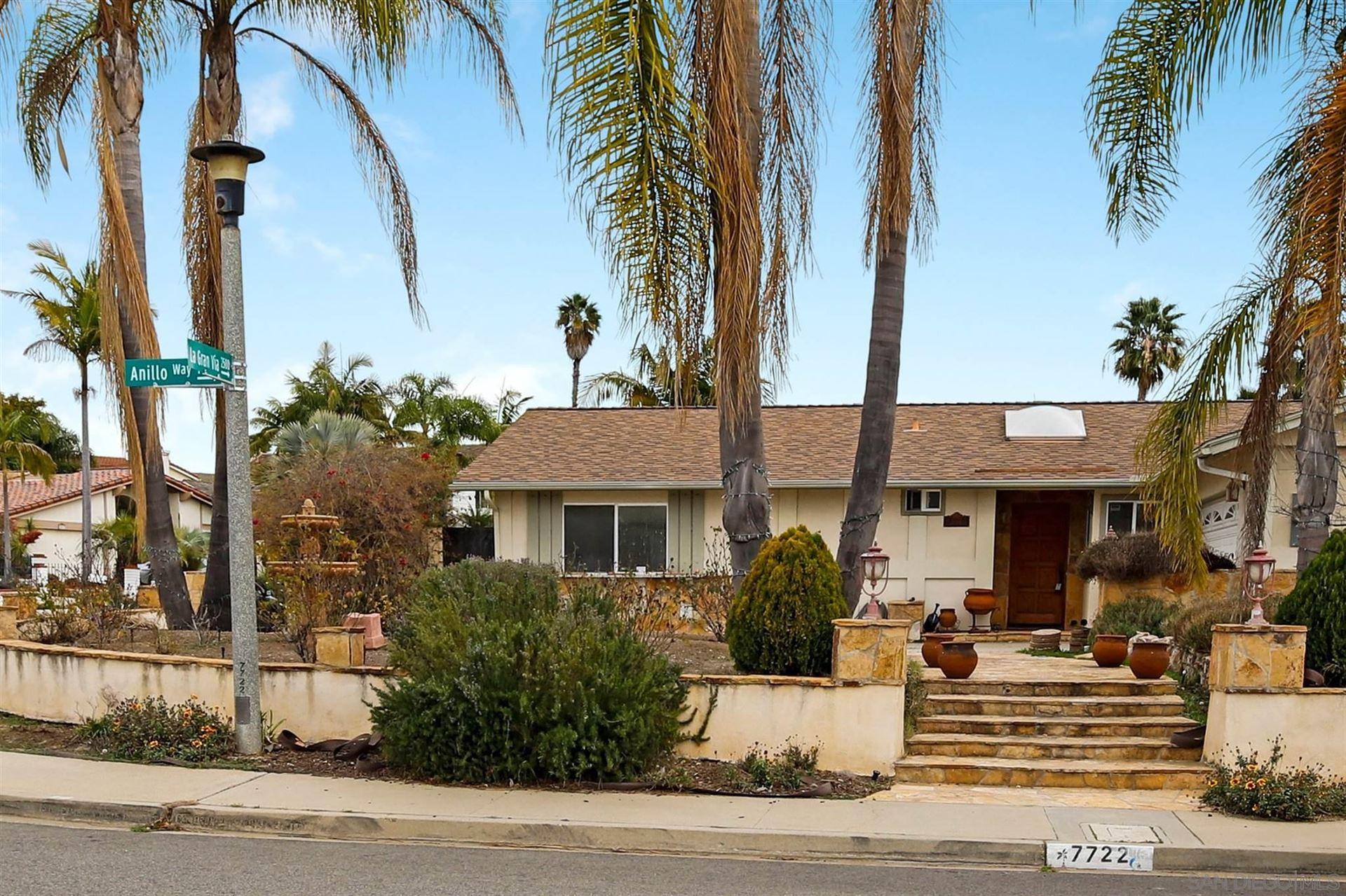 Photo of 7722 Anillo Way, Carlsbad, CA 92009 (MLS # 210001838)
