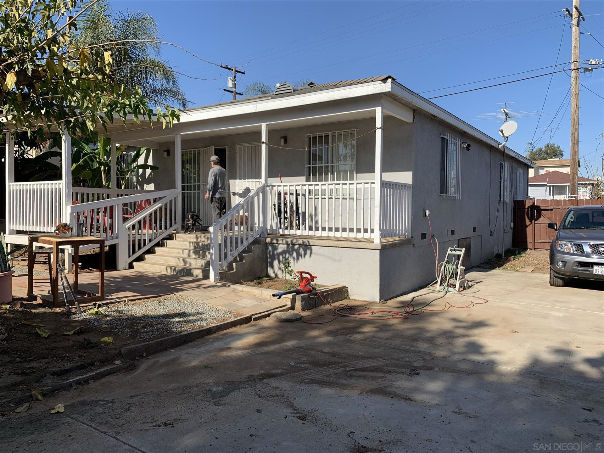 Photo of 2336 E 18Th St, National City, CA 91950 (MLS # 210006838)