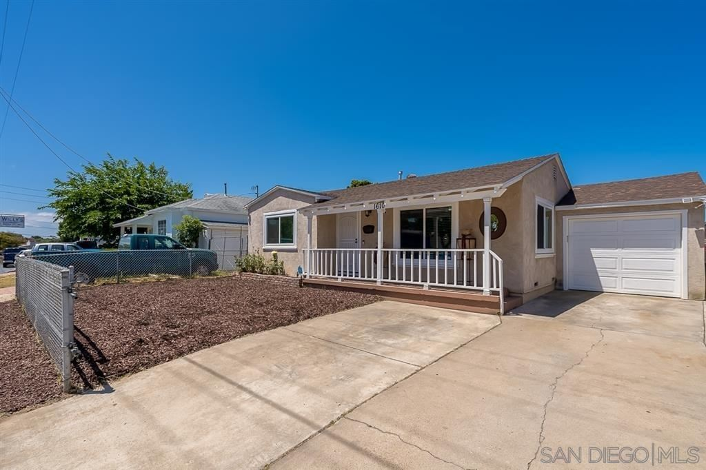 Photo of 1610 D Ave, National City, CA 91950 (MLS # 210021838)