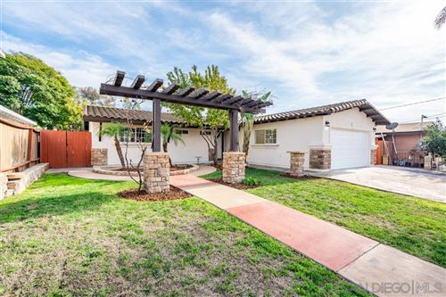 Photo of 1537 Oleander, Chula Vista, CA 91911 (MLS # 190064839)