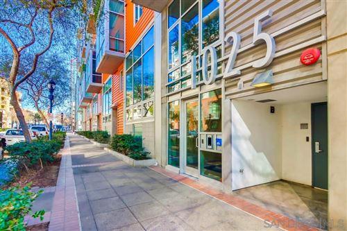 Tiny photo for 1025 Island Avenue #203, San Diego, CA 92101 (MLS # 210004839)