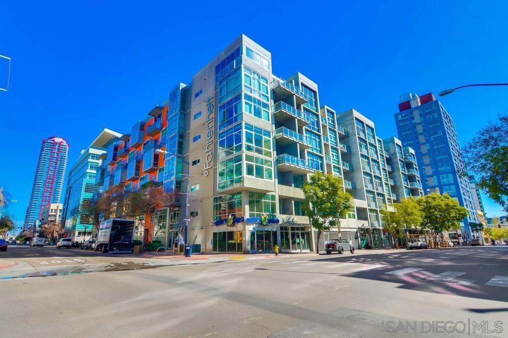 Photo for 1025 Island Avenue #203, San Diego, CA 92101 (MLS # 210004839)