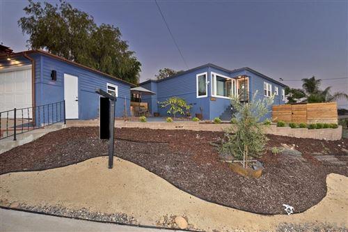 Photo of 4829 Baylor Dr, San Diego, CA 92115 (MLS # 210016840)
