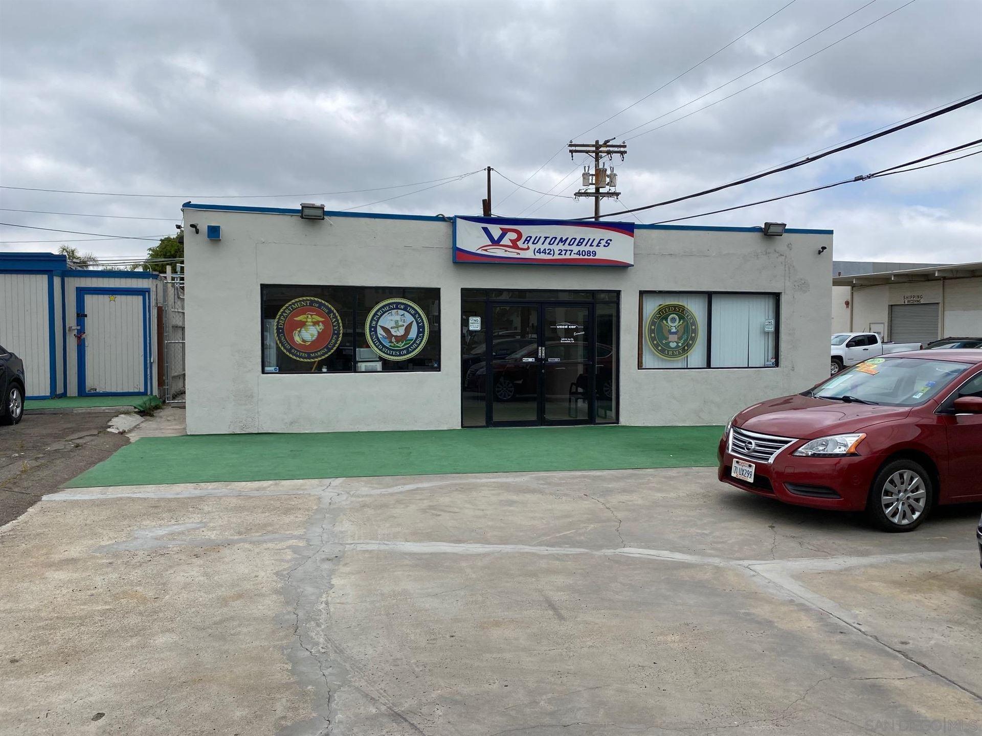 Photo of 249 N N Ivy St, Escondido, CA 92025 (MLS # 210015840)