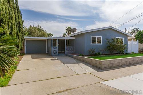 Photo of 5151 Acuna St, San Diego, CA 92117 (MLS # 200008841)
