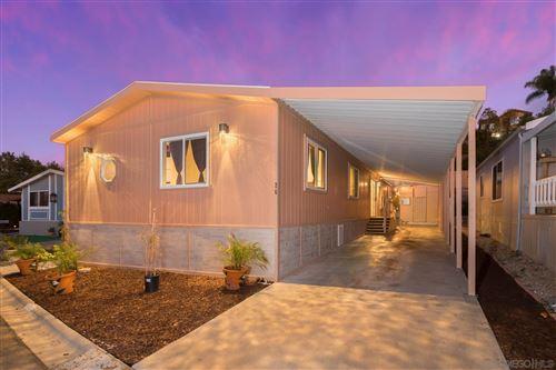 Photo of 200 S Emerald Dr #SPC 26, Vista, CA 92081 (MLS # 210026842)