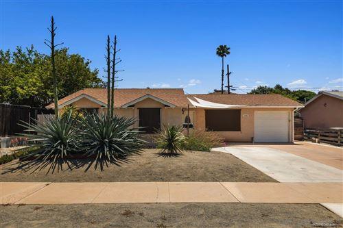 Photo of 1765 Peppervilla Dr, El Cajon, CA 92021 (MLS # 210016843)