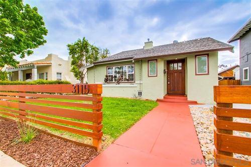 Photo of 3115 McKinley St, San Diego, CA 92104 (MLS # 200047844)