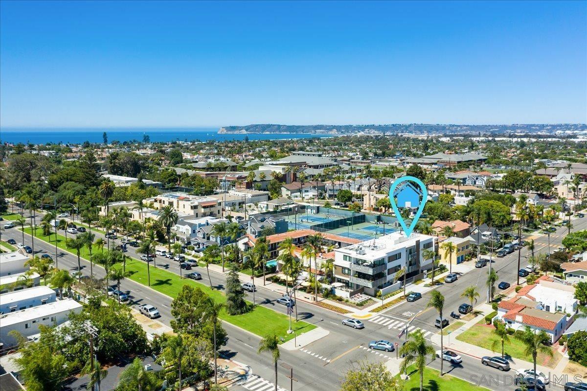 Photo of 1014 5th St. #2B, Coronado, CA 92118 (MLS # 210025844)