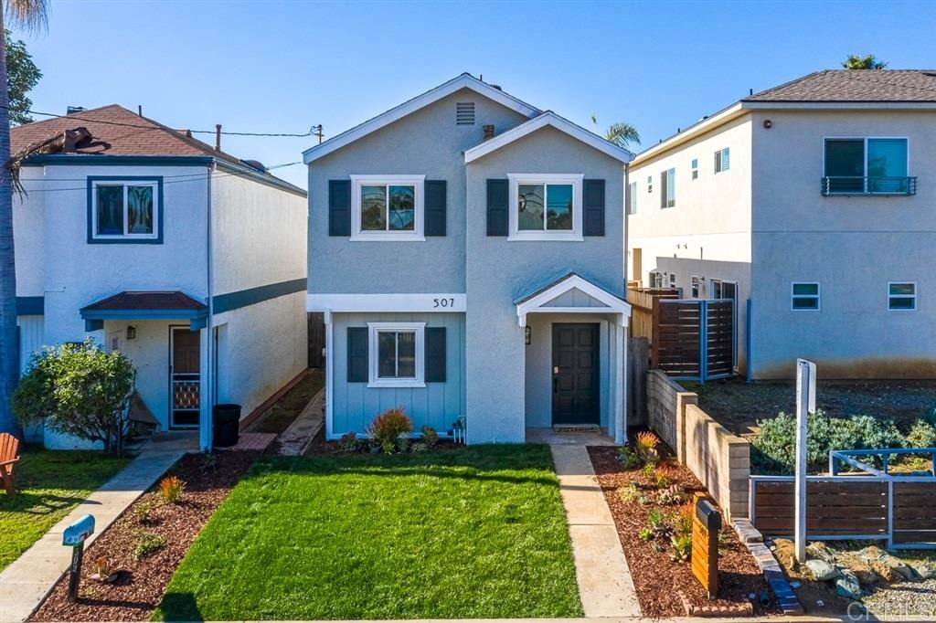 Photo for 507 Rockledge St., Oceanside, CA 92054 (MLS # 200008845)
