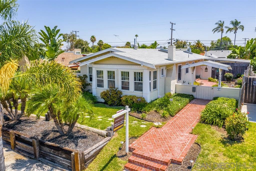 Photo for 5015 Mansfield St, San Diego, CA 92116 (MLS # 200034846)