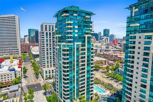Photo of 555 Front St #701, San Diego, CA 92101 (MLS # 210020847)