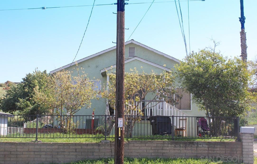 Photo of 5285 - 5289 Santa Margarita Street, San Diego, CA 92114 (MLS # 210008848)