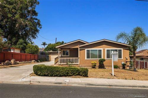 Photo of 8620 Ellsworth Ln, Santee, CA 92071 (MLS # 210016850)