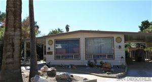 Photo of 1010 Palm Canyon Dr #52, Borrego Springs, CA 92004 (MLS # 190061851)