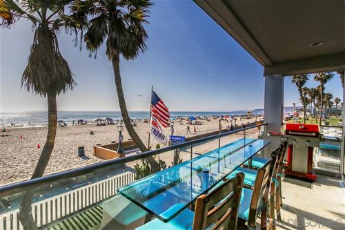 Photo of 2999 Ocean Front Walk #2, San Diego, CA 92109 (MLS # 200036852)