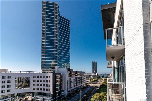 Photo of 206 Park Blvd #706, San Diego, CA 92101 (MLS # 210026852)
