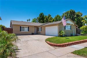 Photo of 4621 MOUNT FORDE AVE, San Diego, CA 92117 (MLS # 190033854)