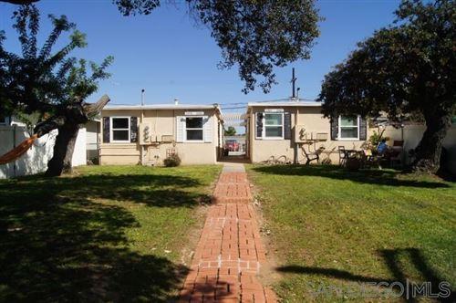 Photo of 3378-84 B St, San Diego, CA 92102 (MLS # 210011855)