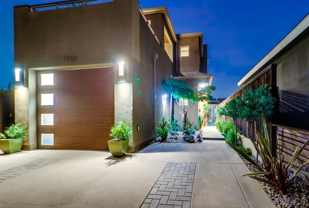 Photo for 1320 Edgemont St, San Diego, CA 92102 (MLS # 210003857)