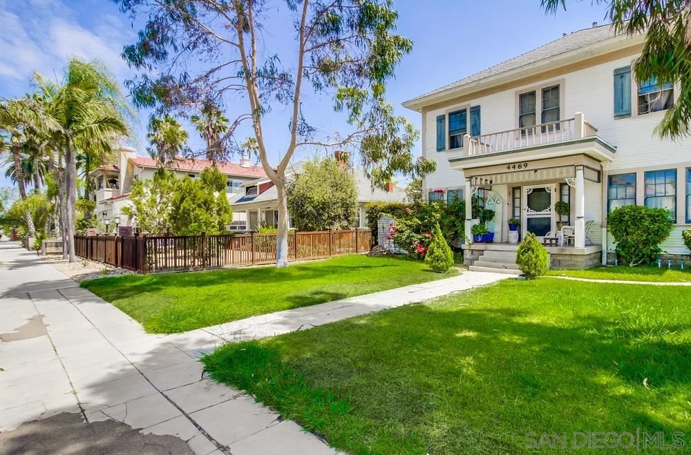 Photo for 4469 Cleveland Ave, San Diego, CA 92116 (MLS # 210022857)