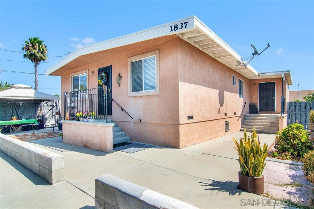 Photo of 1837 A Ave, National City, CA 91950 (MLS # 200043858)