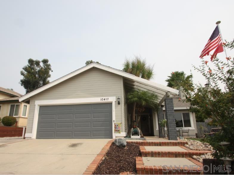 Photo of 10417 Cadwell Rd, Santee, CA 92071 (MLS # 200044859)