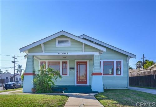 Photo of 3704 33Rd St, San Diego, CA 92104 (MLS # 190064861)
