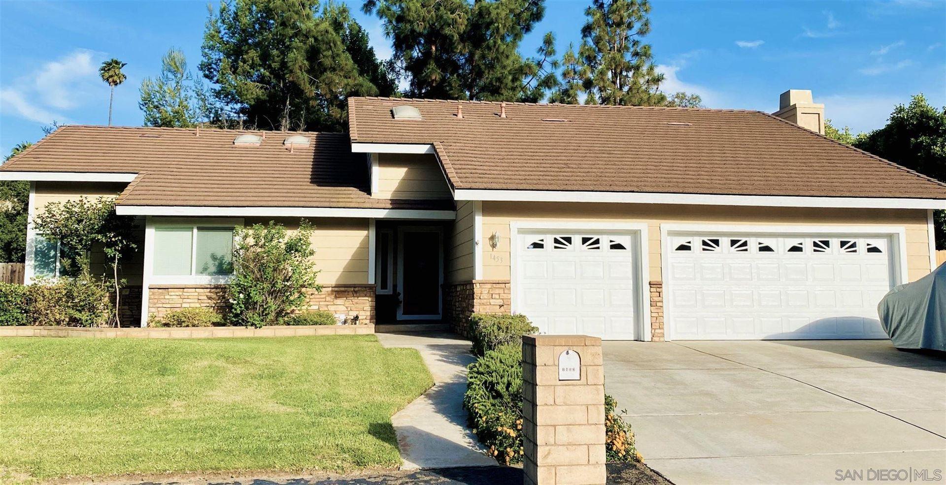 Photo of 1453 Vista Grande Road, El Cajon, CA 92019 (MLS # 210015865)