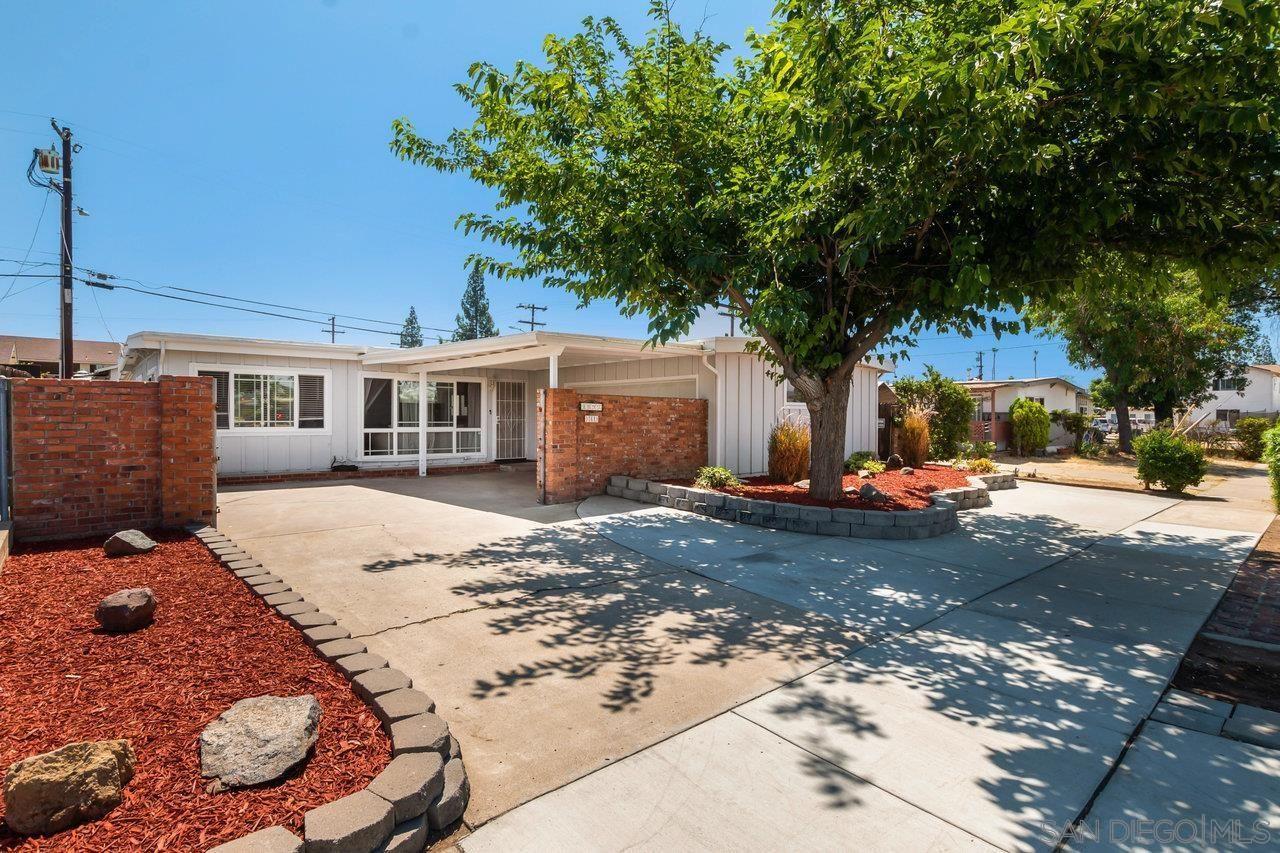 Photo of 1097 Wayside Ave, El Cajon, CA 92021 (MLS # 210025868)