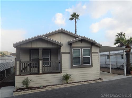 Photo of 8545 Mission Gorge Rd #219, Santee, CA 92071 (MLS # 200006870)