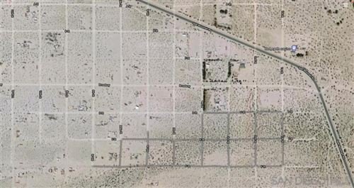 Photo of 4th, Borrego Springs, CA 92004 (MLS # 200028870)