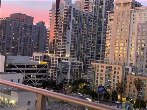 Tiny photo for 1080 Park Blvd #1001, San Diego, CA 92101 (MLS # 200054871)