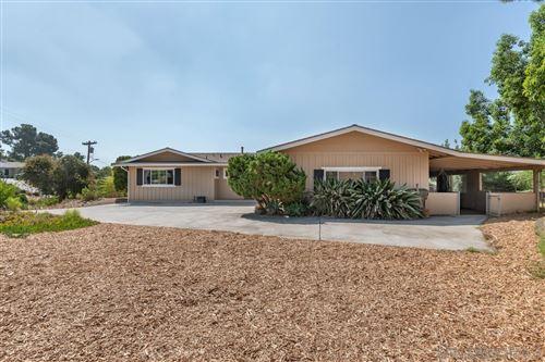 Photo of 4224 Lomo Del Sur, La Mesa, CA 91941 (MLS # 210026872)