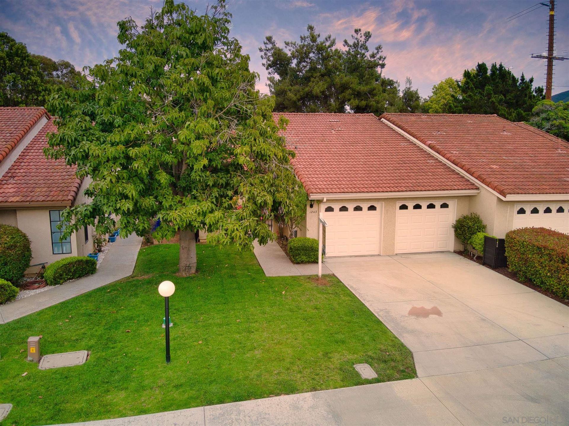 Photo of 1243 Granada Way, San Marcos, CA 92078 (MLS # 210015875)