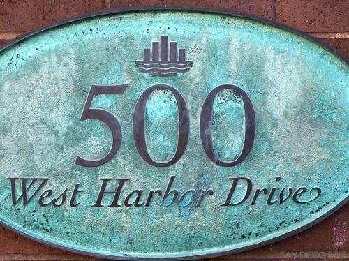 Tiny photo for 500 W Harbor Drive #407, San Diego, CA 92101 (MLS # 210003877)