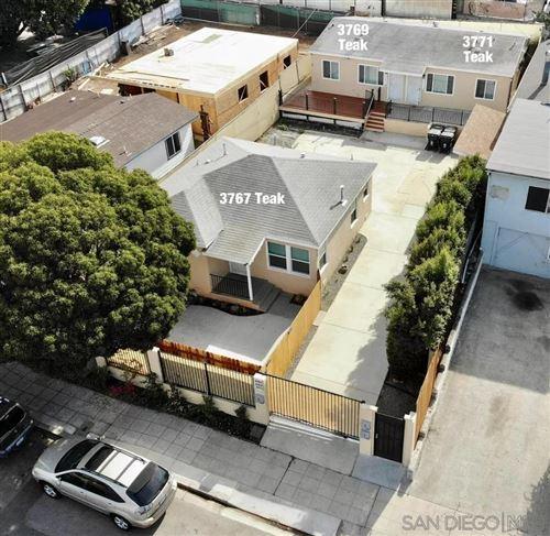 Photo of 3767-71 Teak St, San Diego, CA 92113 (MLS # 210025877)