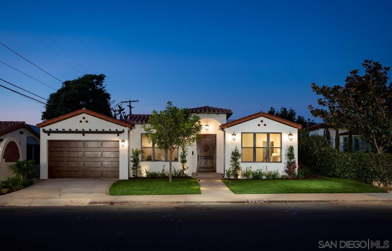 Photo for 4246 Alder Dr, San Diego, CA 92116 (MLS # 200048877)