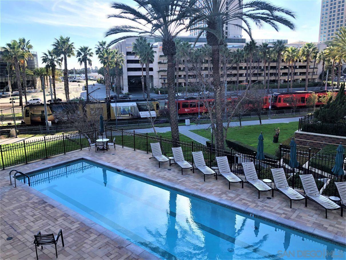 Photo for 500 W Harbor Drive #407, San Diego, CA 92101 (MLS # 210003877)