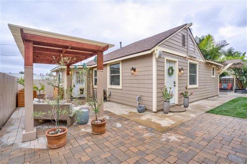 Photo of 1133 Crosby Street, El Cajon, CA 92021 (MLS # 210009878)