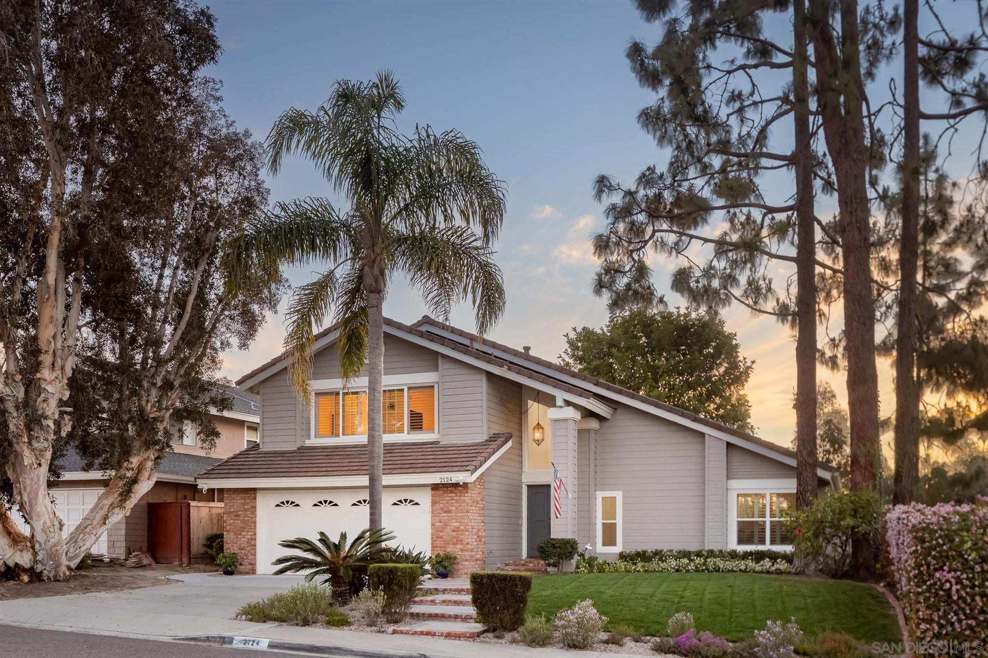 Photo of 2124 Coolngreen Way, Encinitas, CA 92024 (MLS # 210008878)