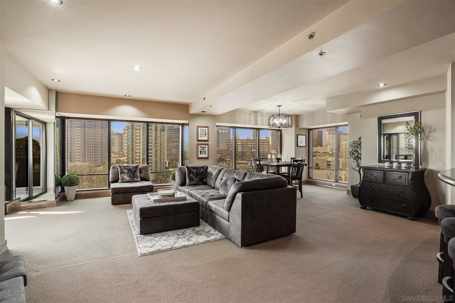 Photo for 100 Harbor Drive #1004, San Diego, CA 92101 (MLS # 210011879)
