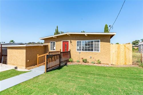 Photo of 1071 Beverly St., San Diego, CA 92114 (MLS # 200030883)