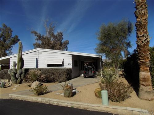 Photo of 1010 Palm Canyon Dr #236, Borrego Springs, CA 92004 (MLS # 200006885)