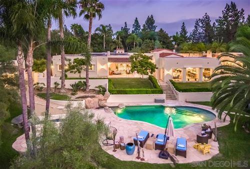 Photo of 7042 El Vuelo Del Este, Rancho Santa Fe, CA 92067 (MLS # 200054887)