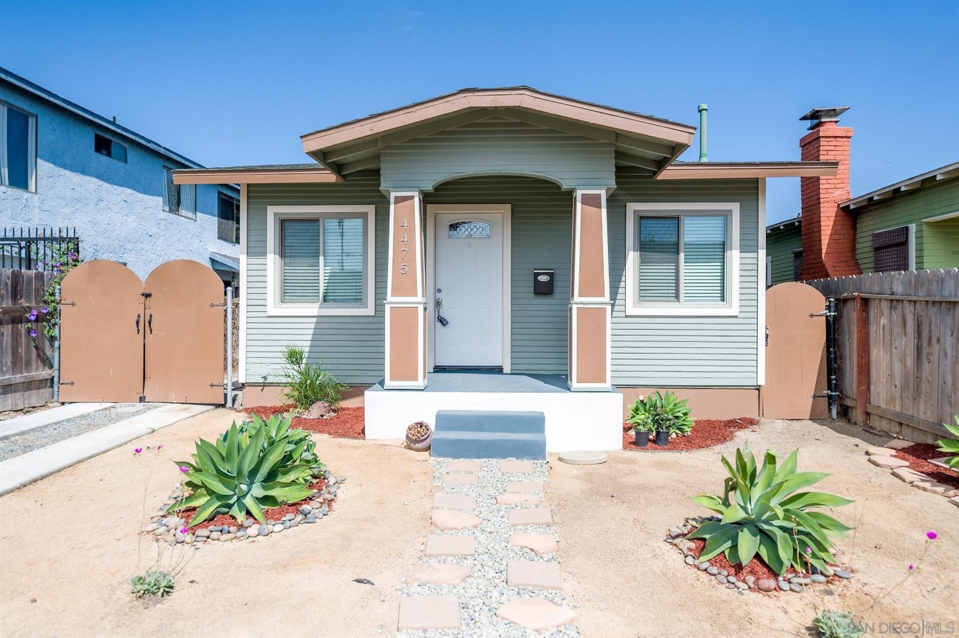 Photo for 4475 36Th St, San Diego, CA 92116 (MLS # 210026888)