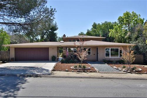 Photo of 9133 Fletcher Dr., La Mesa, CA 91941 (MLS # 210005890)